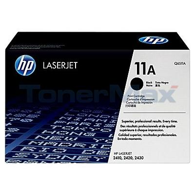 HP LASERJET 2400 TONER BLACK 6K